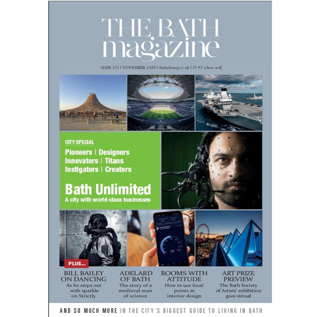 The Bath Magazine